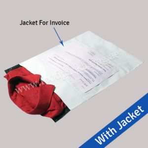 Plastic Mailing Bags (With Jacket)